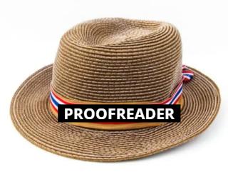 proofreader-hat